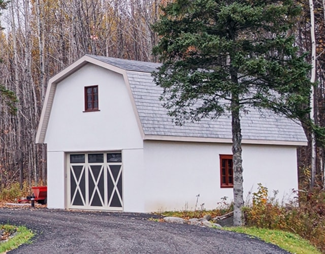 DUMAR Garage Isolé