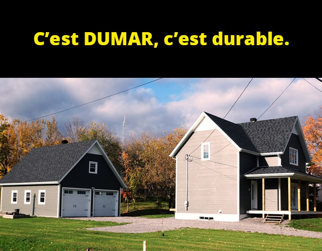 DUMAR Construction neuve